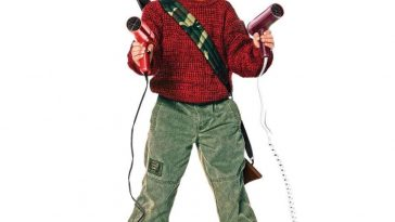 Kevin McCallister Costume - Kevin McCallister cosplay - home alone cosplay