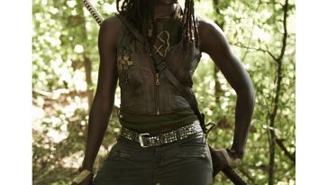 Michonne Costume - Michonne Costume - The Walking Dead