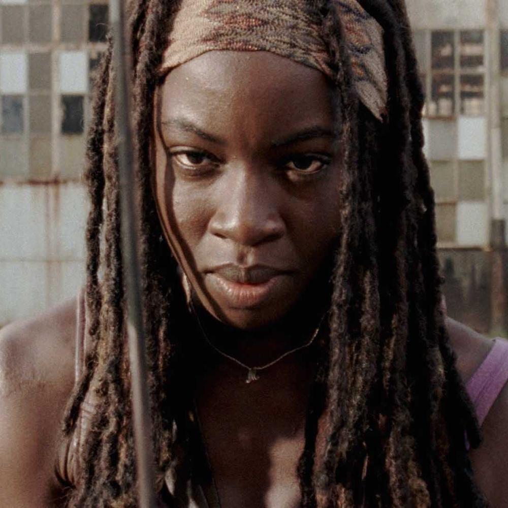 Michonne Costume - Michonne Hair - The Walking Dead