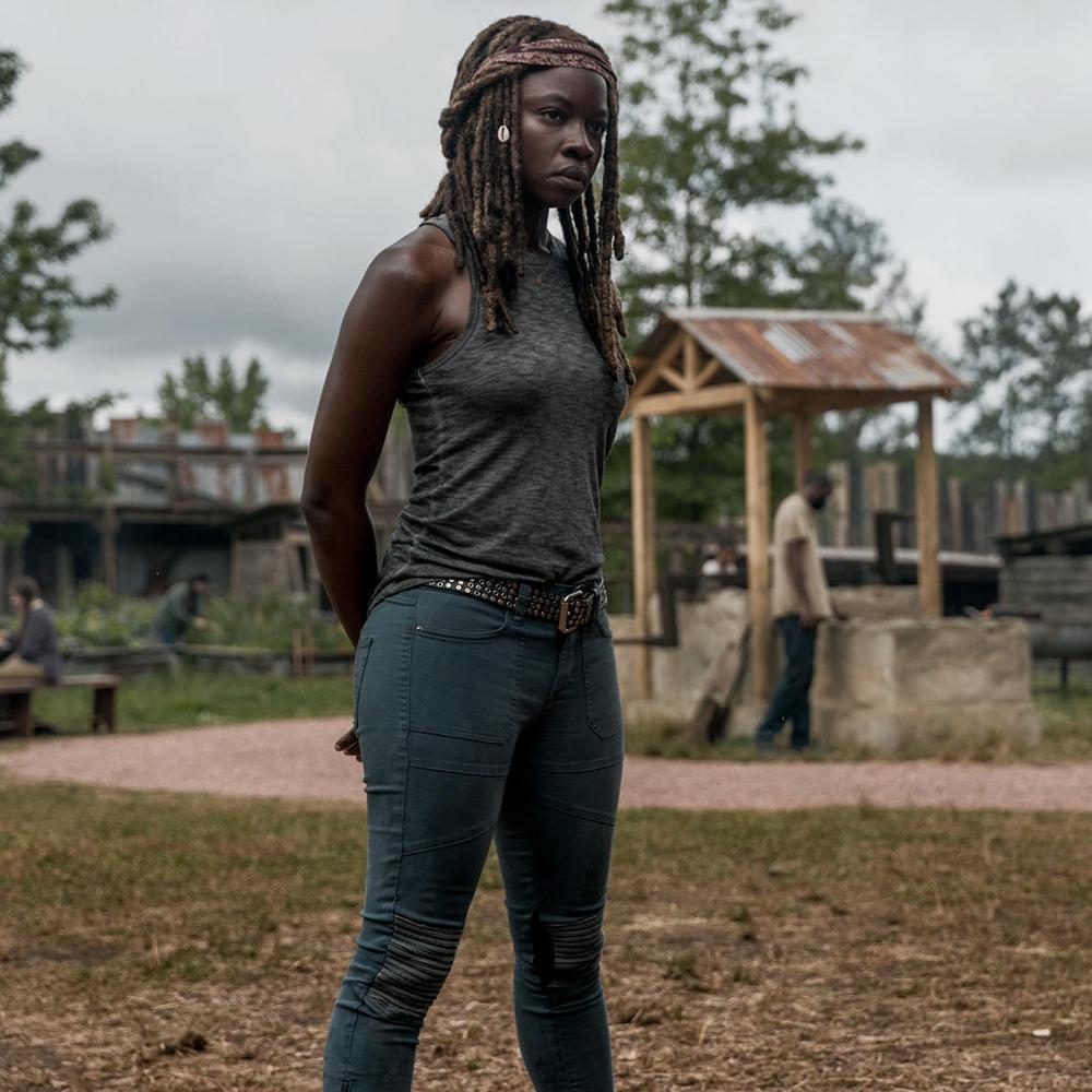 Michonne Costume - Michonne Pants - The Walking Dead