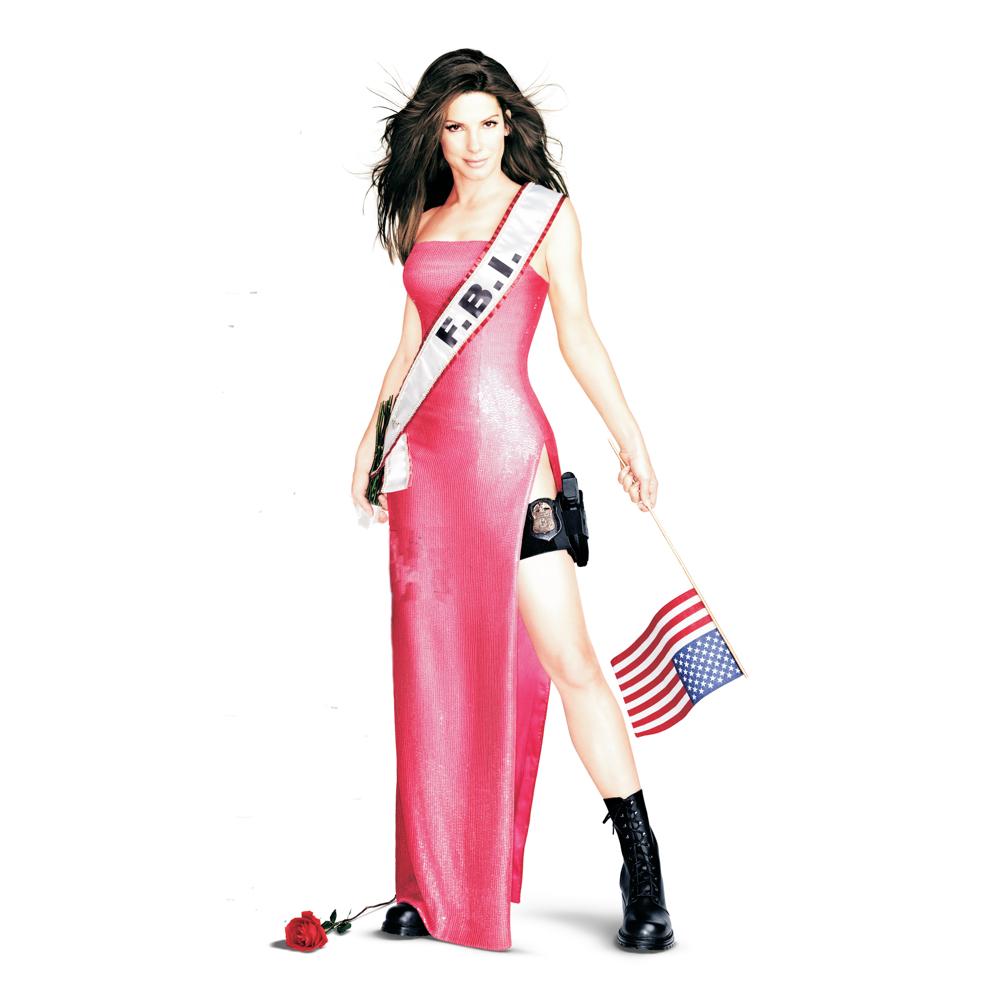 Miss Congeniality Costume - Sandra Bullock - Miss Congeniality FBI Badge