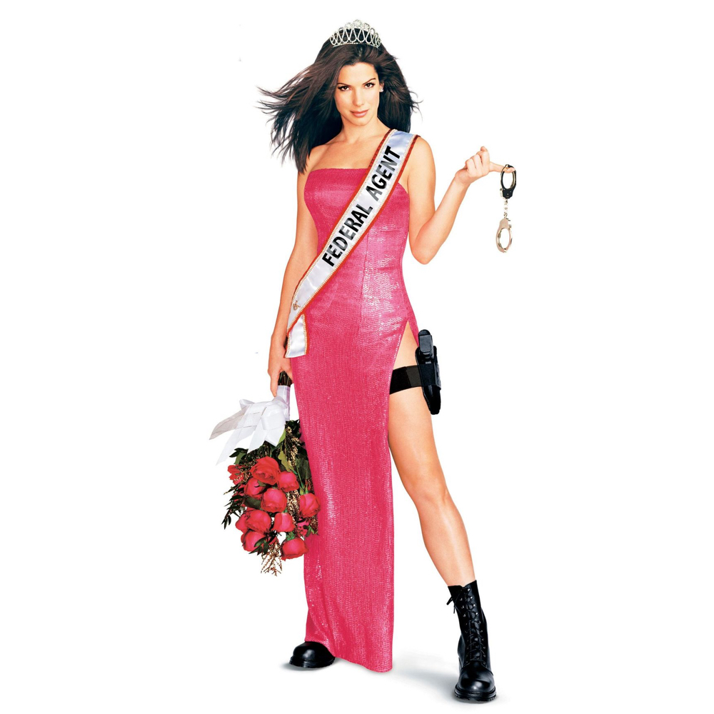 Miss Congeniality Costume - Sandra Bullock - Miss Congeniality Dress