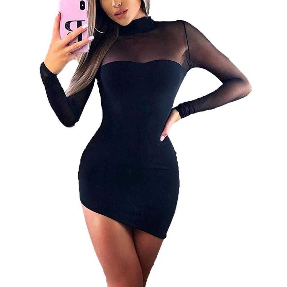 Naomi Belfort Costume - Margot Robbie - Naomi Belfort Black Dress