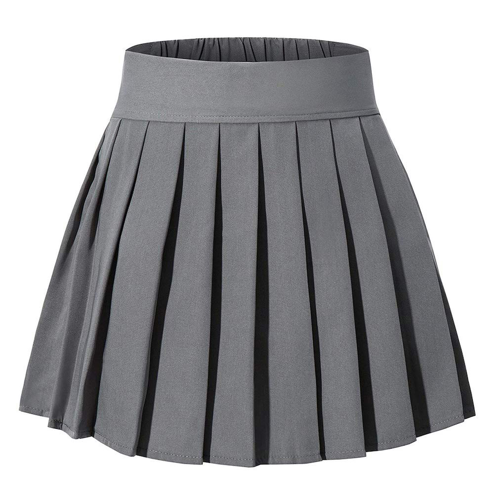 Rachel Greed Pleaded Skirt - Rachel Green Pleated Skirt