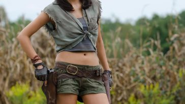 Rosita Espinosa Costume - The Walking Dead