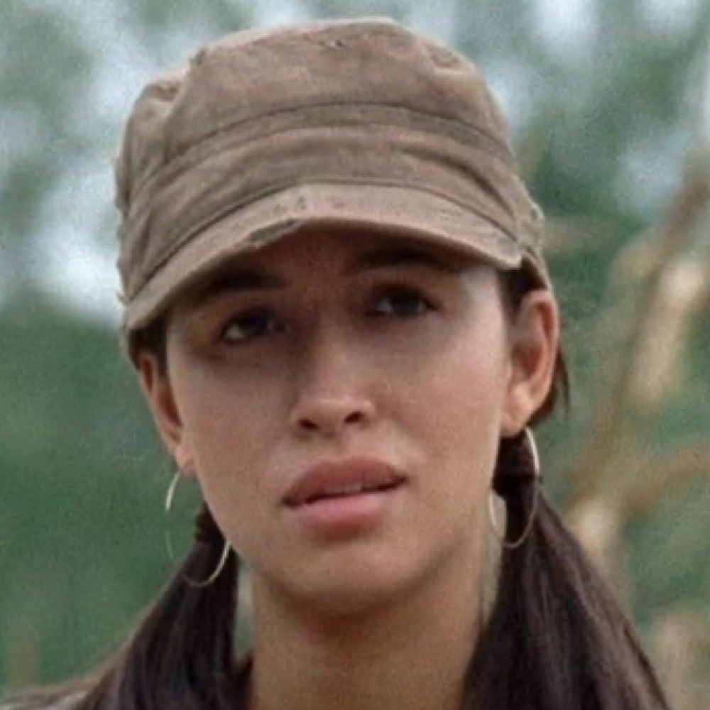 Rosita Espinosa Costume - Rosita Espinosa Earrings - The Walking Dead