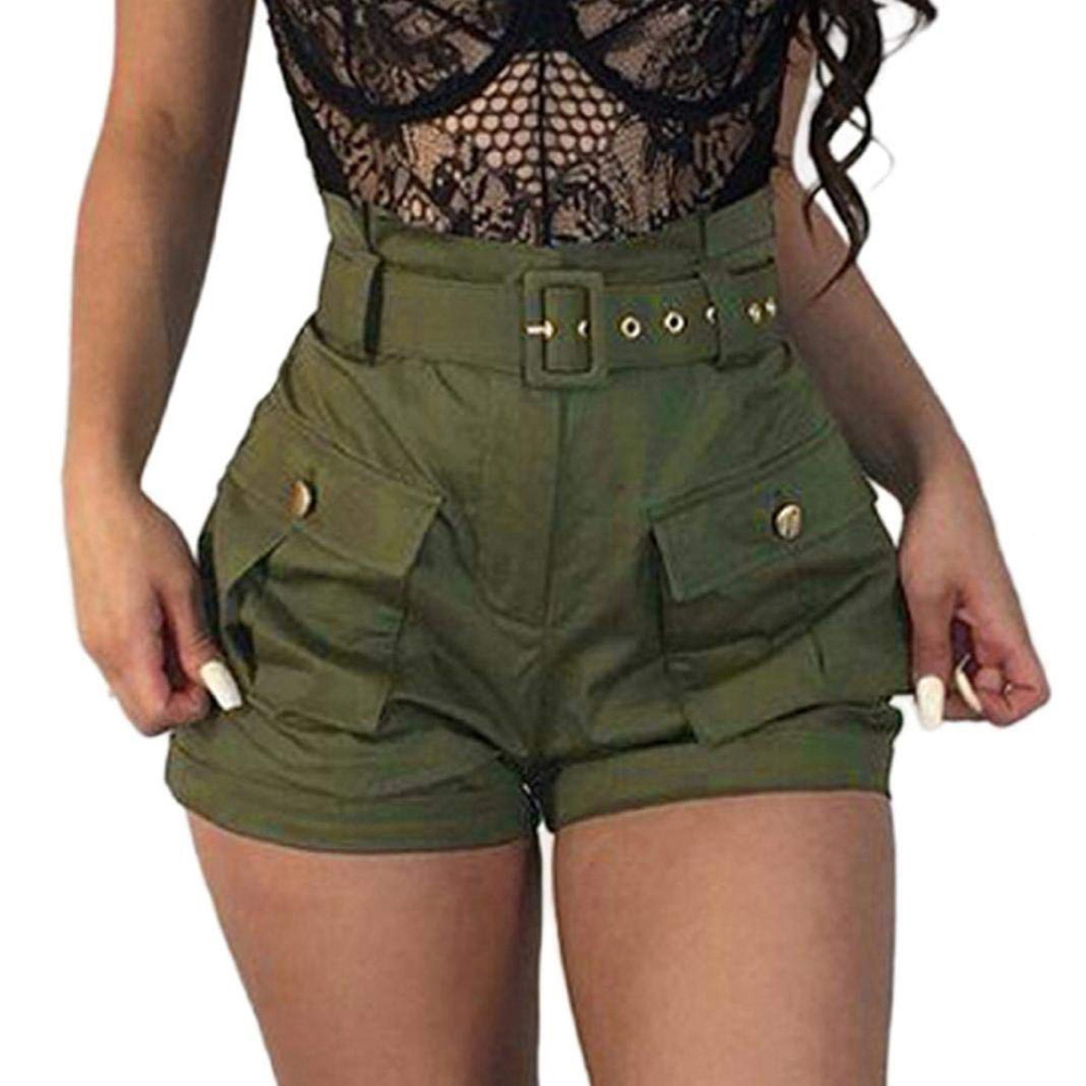Rosita Espinosa Costume - Rosita Espinosa Shorts - The Walking Dead