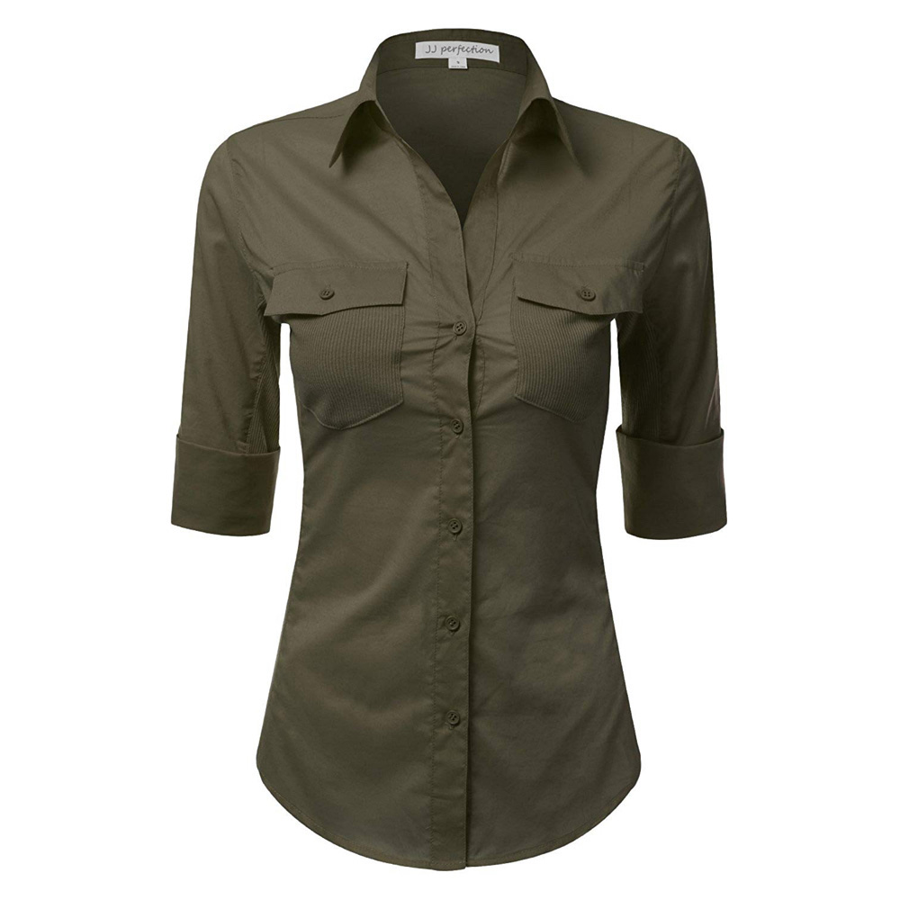 Rosita Espinosa Costume - Rosita Espinosa Shirt - The Walking Dead