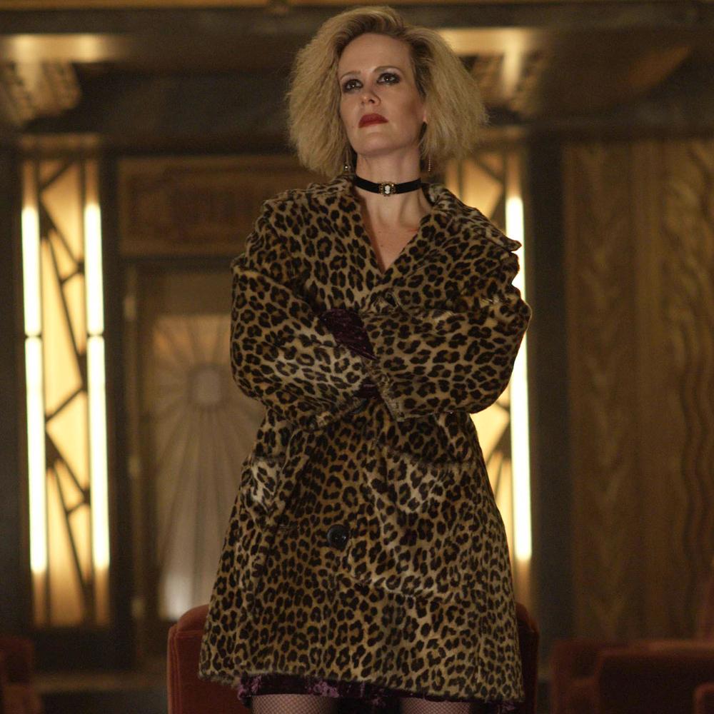 Sally McKenna costume - Sally McKenna coat - American Horror Story costume