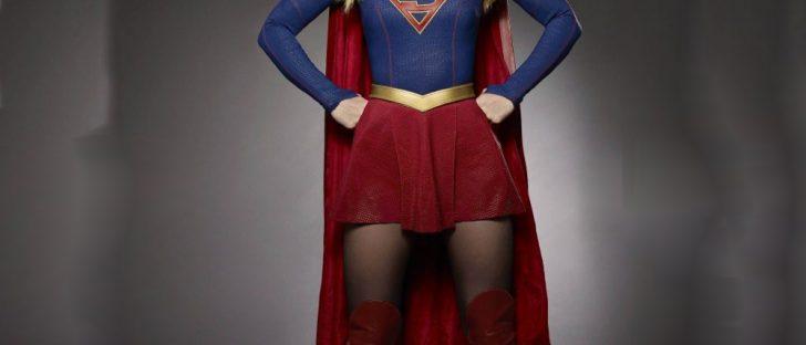Supergirl Costume- Supergirl Cosplay