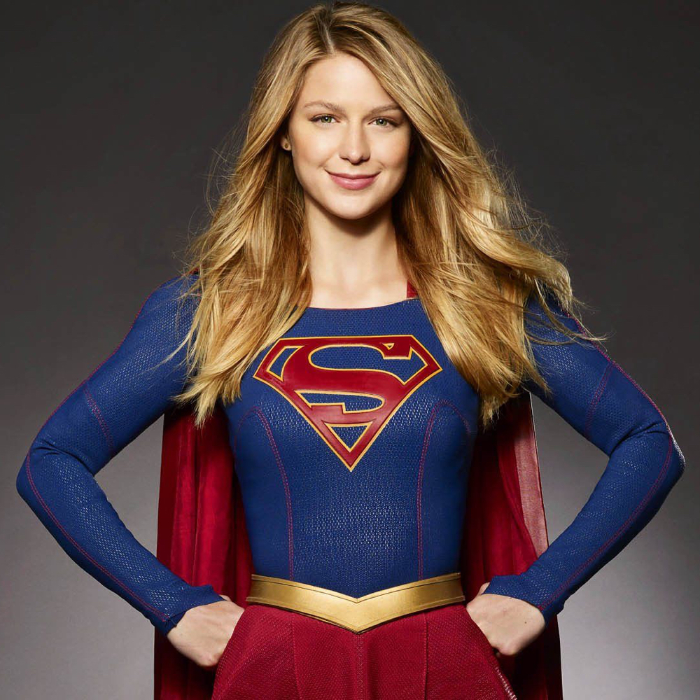 Supergirl Costume - Supergirl Hair - Supergirl Wig