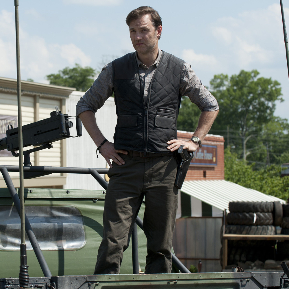 The Governor Costume - The Walking Dead - The Governor Watch
