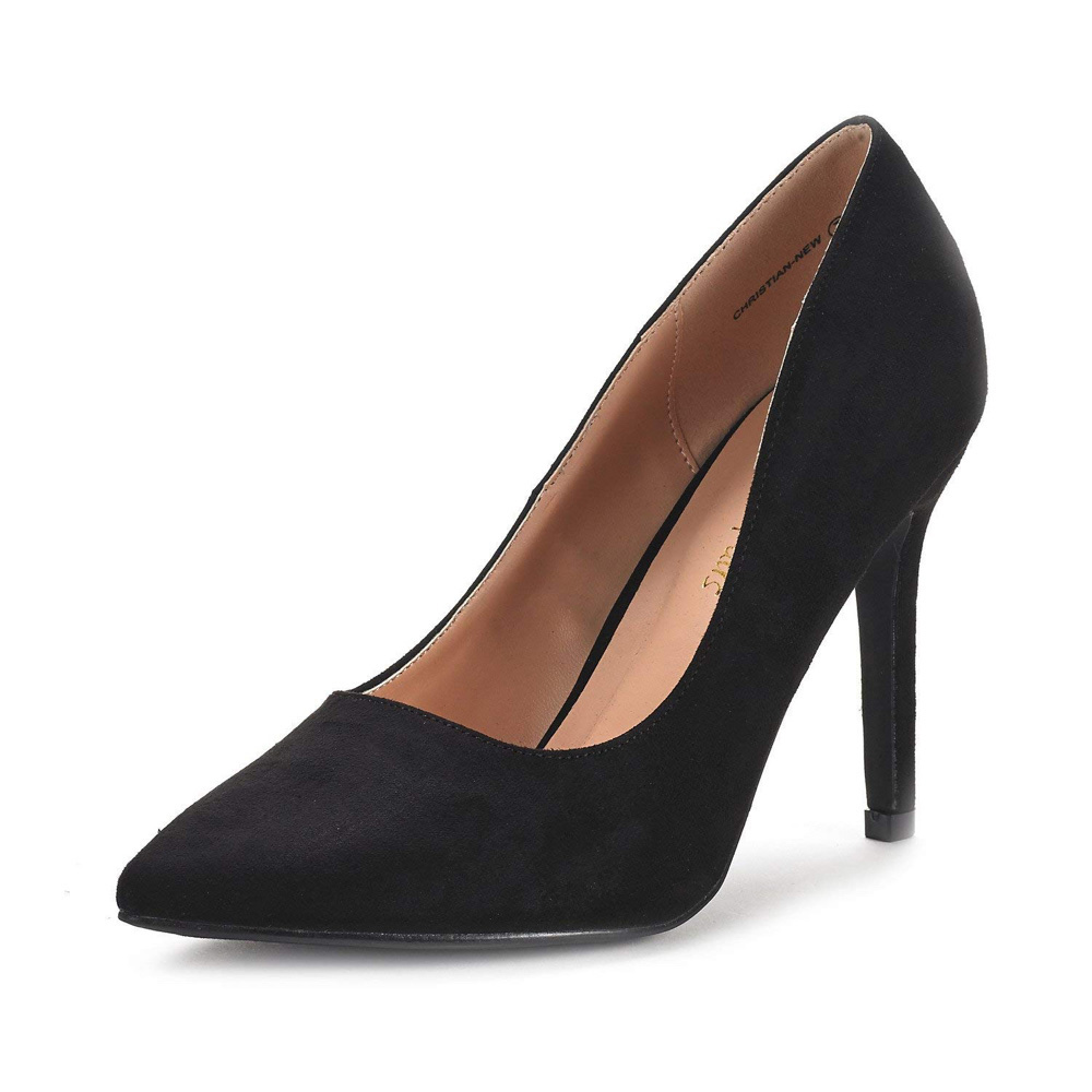 Vicki Vale Costume - Vicki Vale Cosplay - Vicki Vale High Heels - Kim Basinger High Heels