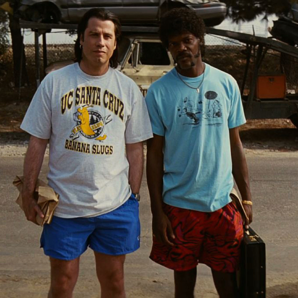 Vincent Vega Costume - Vincent Vega Shorts - Pulp Fiction Costume