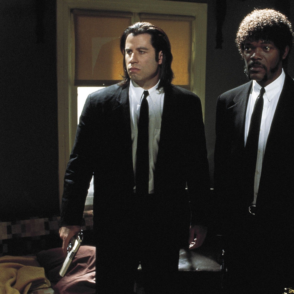 Vincent Vega Costume - Vincent Vega Suit - Pulp Fiction Costume