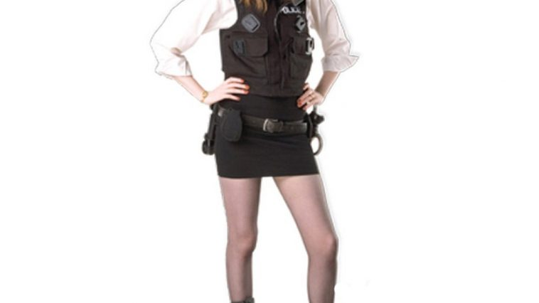 Amy Pond Costume - Amy Pond Police Woman Costume