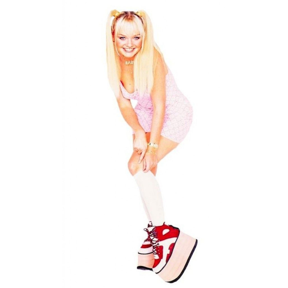 Baby Spice Costume - Spice Girls Costume - Baby Spice Dress