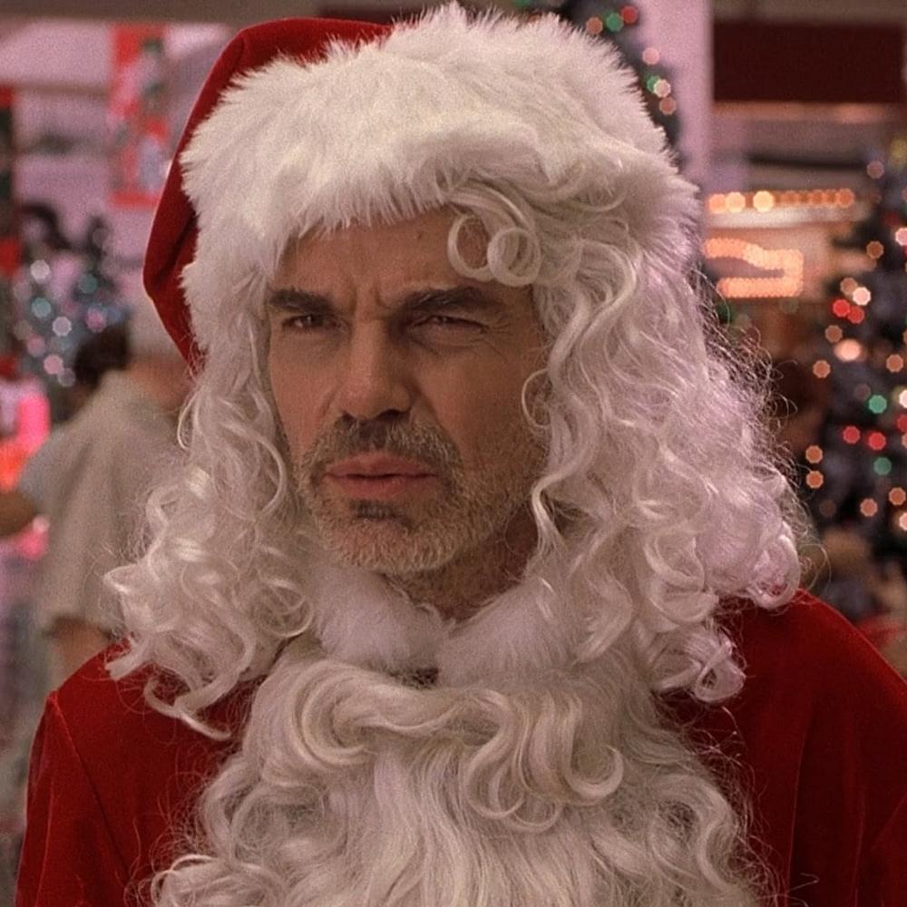 Bad Santa Costume - Bad Santa Hair