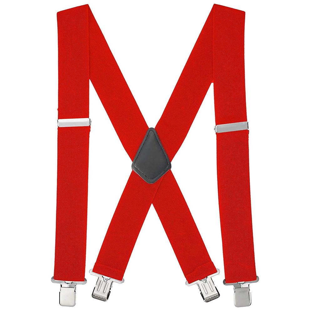 Bad Santa Costume - Bad Santa Suspenders