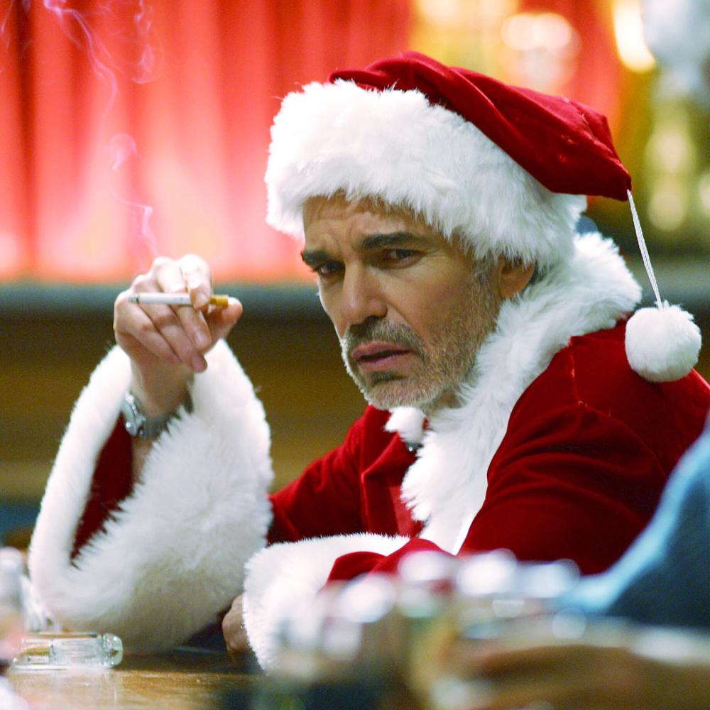 Bad Santa Costume - Bad Santa Watch