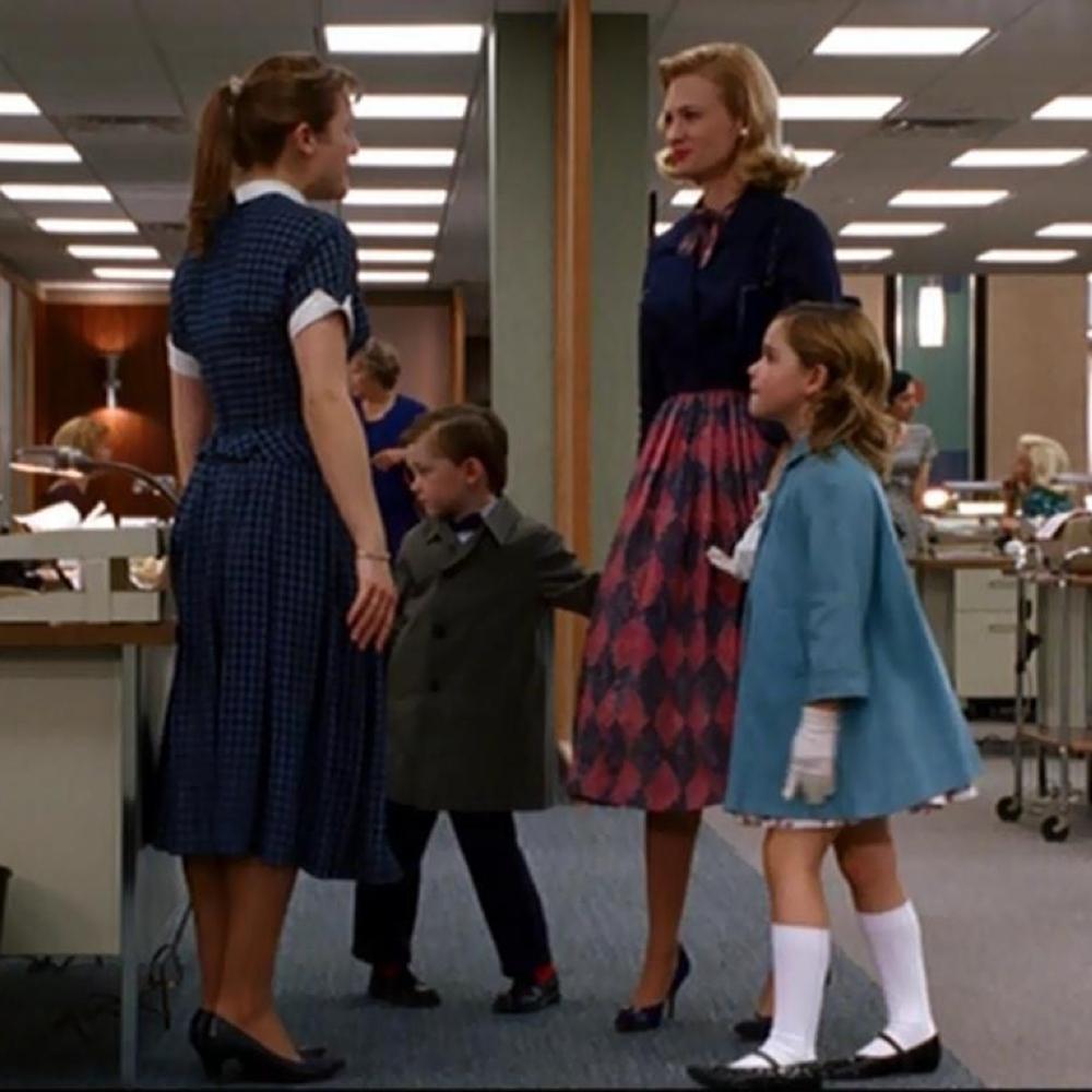 Betty Draper Costume - Betty Draper Cosplay - Betty Draper High Heels