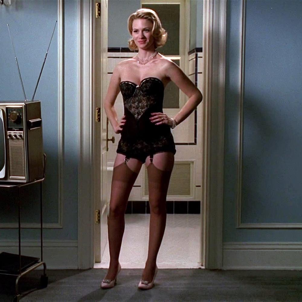 Betty Draper Costume - Betty Draper Cosplay - Betty Draper Stockings