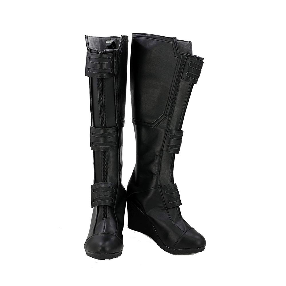 Black Widow Costume - Black Widow Boots