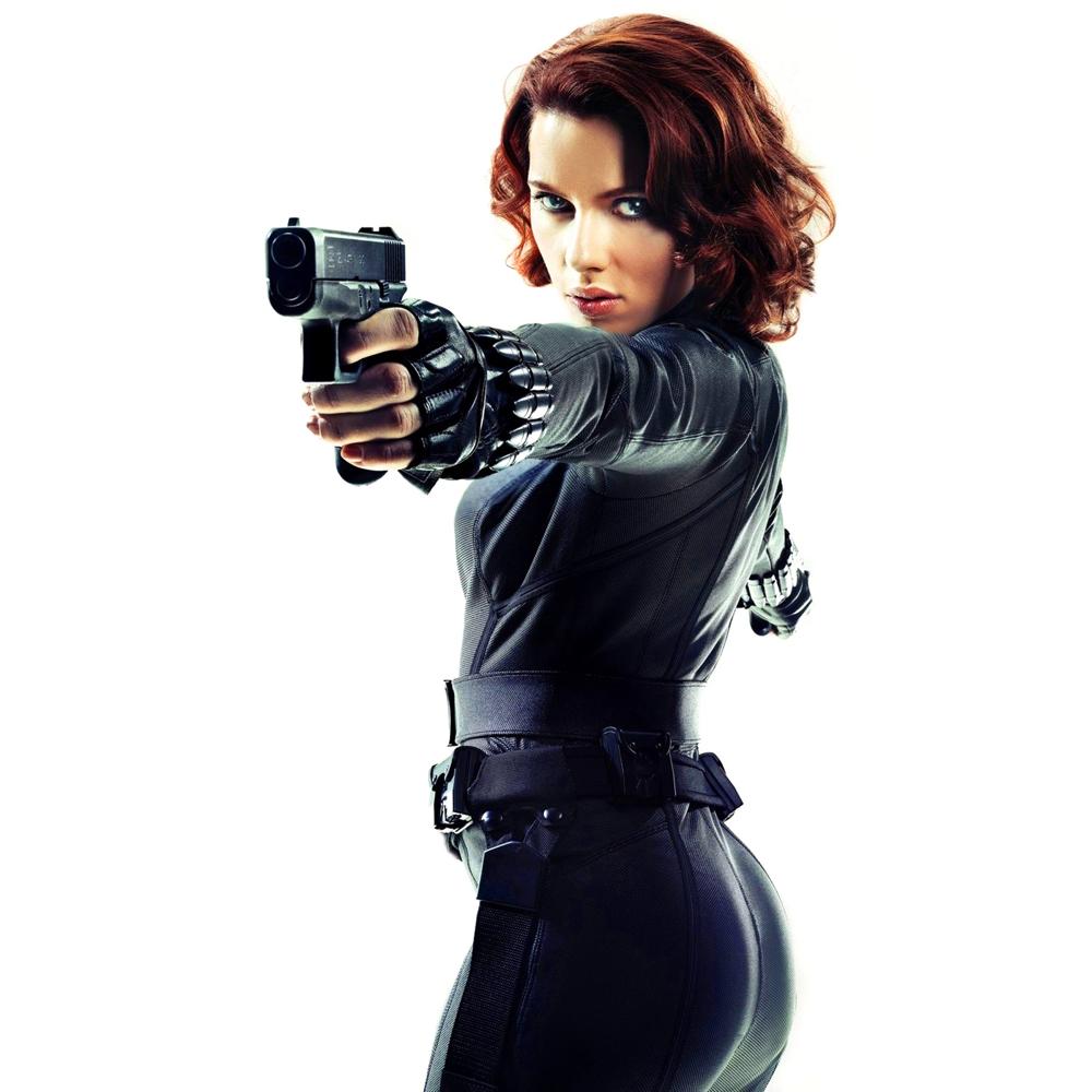 Black Widow Costume - Black Widow Gun