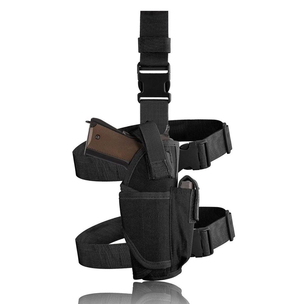 Black Widow Costume - Black Widow Gun Holster