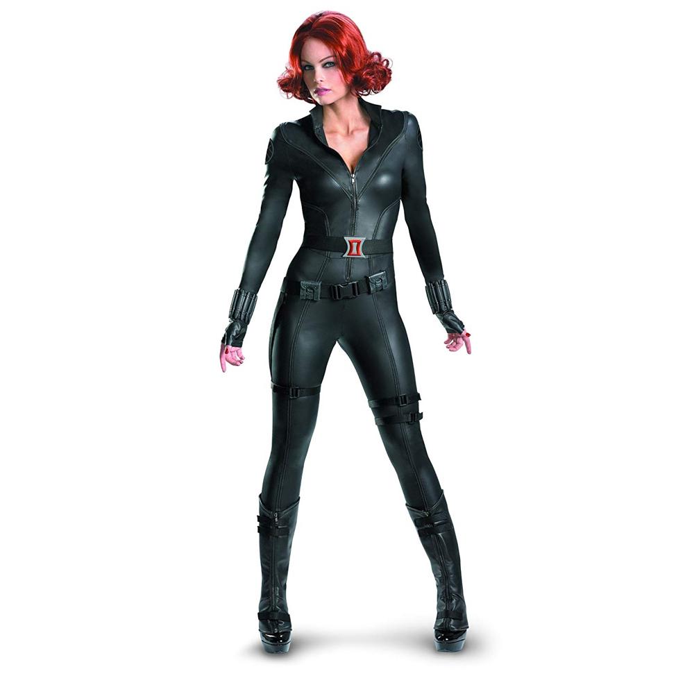 Black Widow Costume - Black Widow Suit