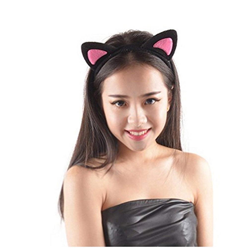 Bombshell Catwoman Costume - DC Bombshells - Bombshell Catwoman Cat Ears