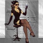 Bombshell Catwoman Costume - DC Bombshells - Bombshell Catwoman Cosplay