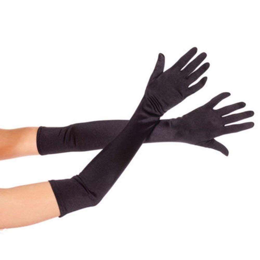 Bombshell Catwoman Costume - DC Bombshells - Bombshell Catwoman Gloves