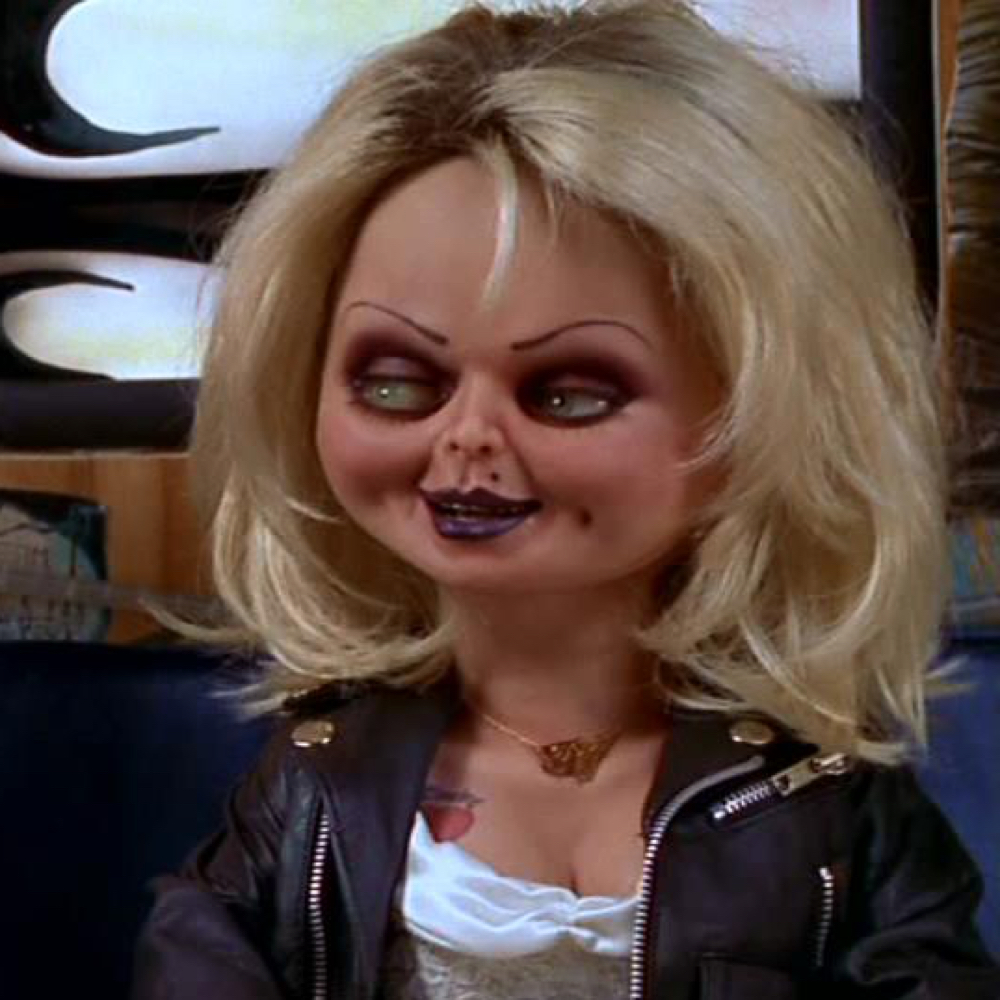 Bride of Chucky costume - Bride of Chucky Hair