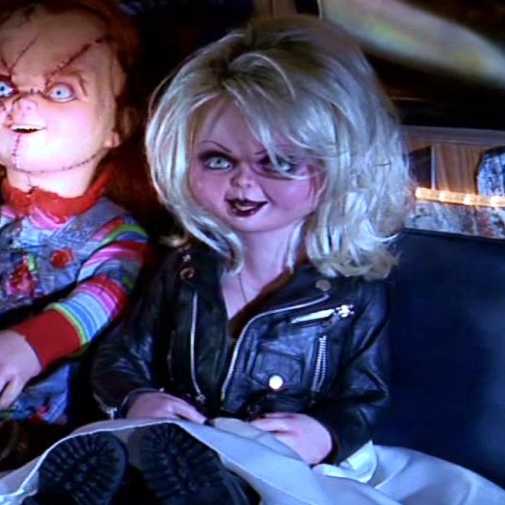 Bride of Chucky costume - Bride of Chucky Jacket