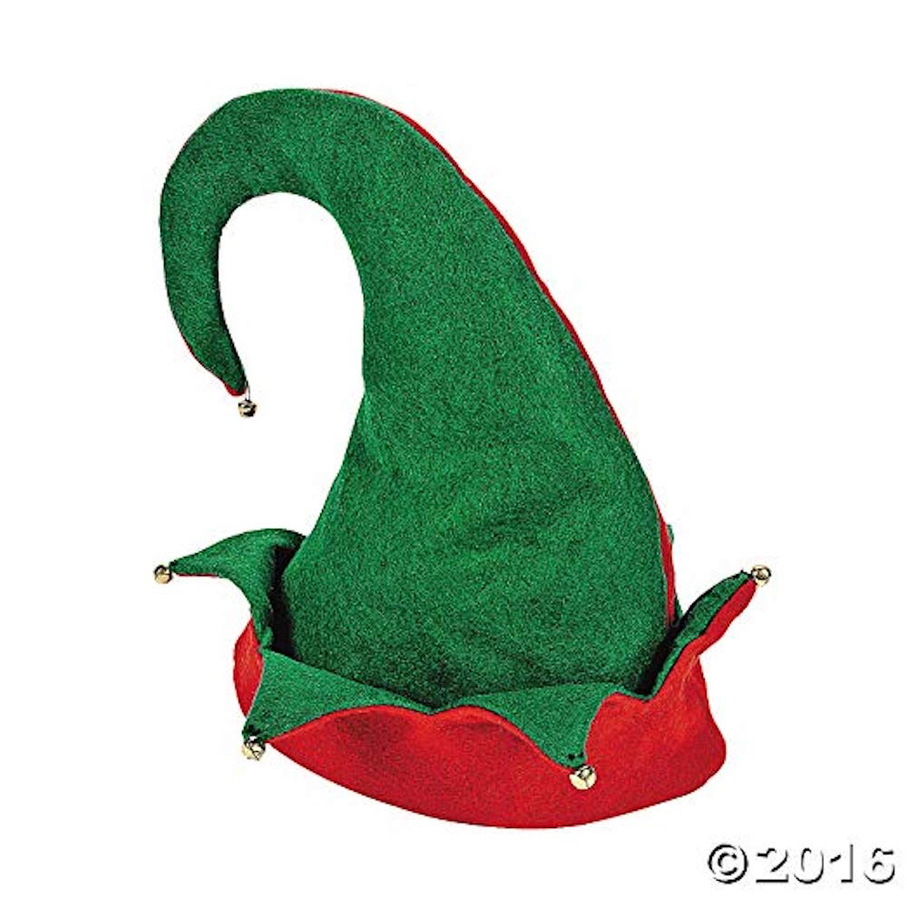 Buddy The Elf Costume - Buddy The Elf Hat