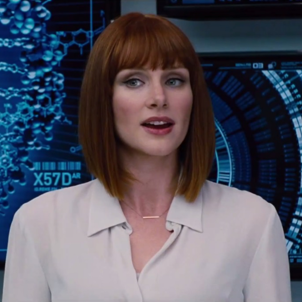 Claire Dearing costume - Jurassic World - Claire Dearing Hair