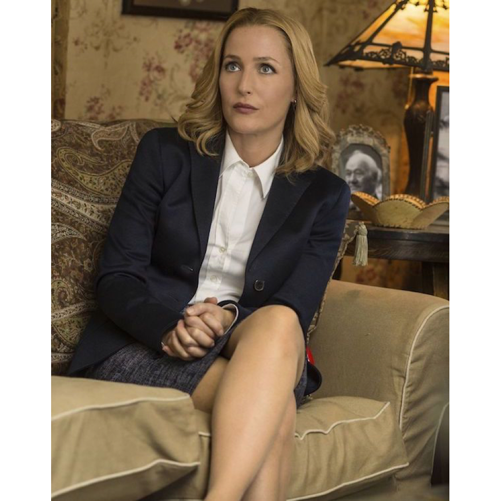 Dana Scully Pantyhose - Dress like Dana Scully costume