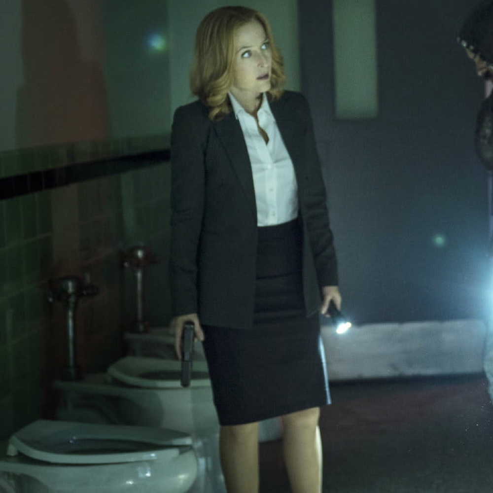 Dress like Dana Scully Costume - Dana Scully skirt