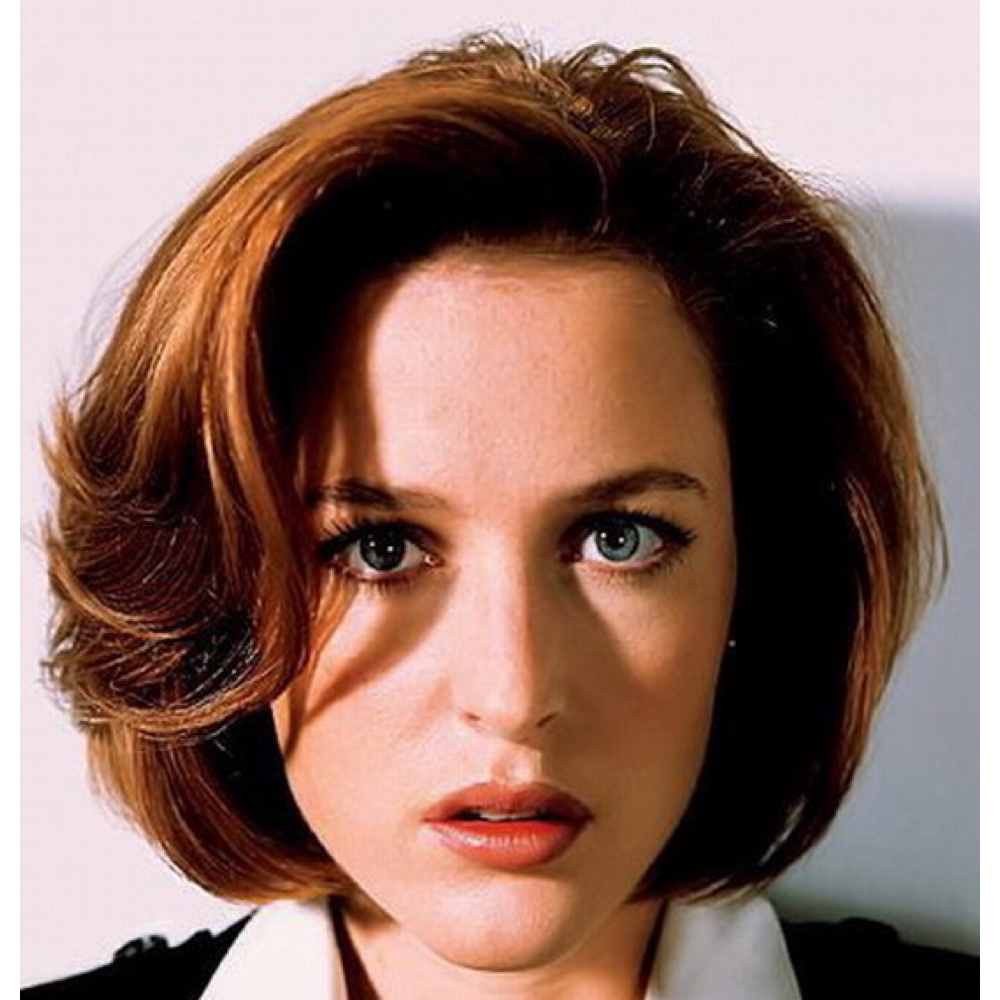Dress like Dana Scully costume - Dana Scully wig