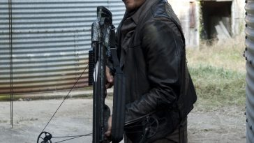 Daryl Dixon Costume - Daryl Dixon Cosplay