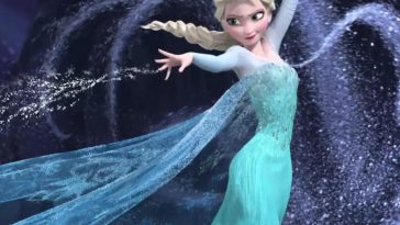 Elsa Costume - Elsa Frozen Costume