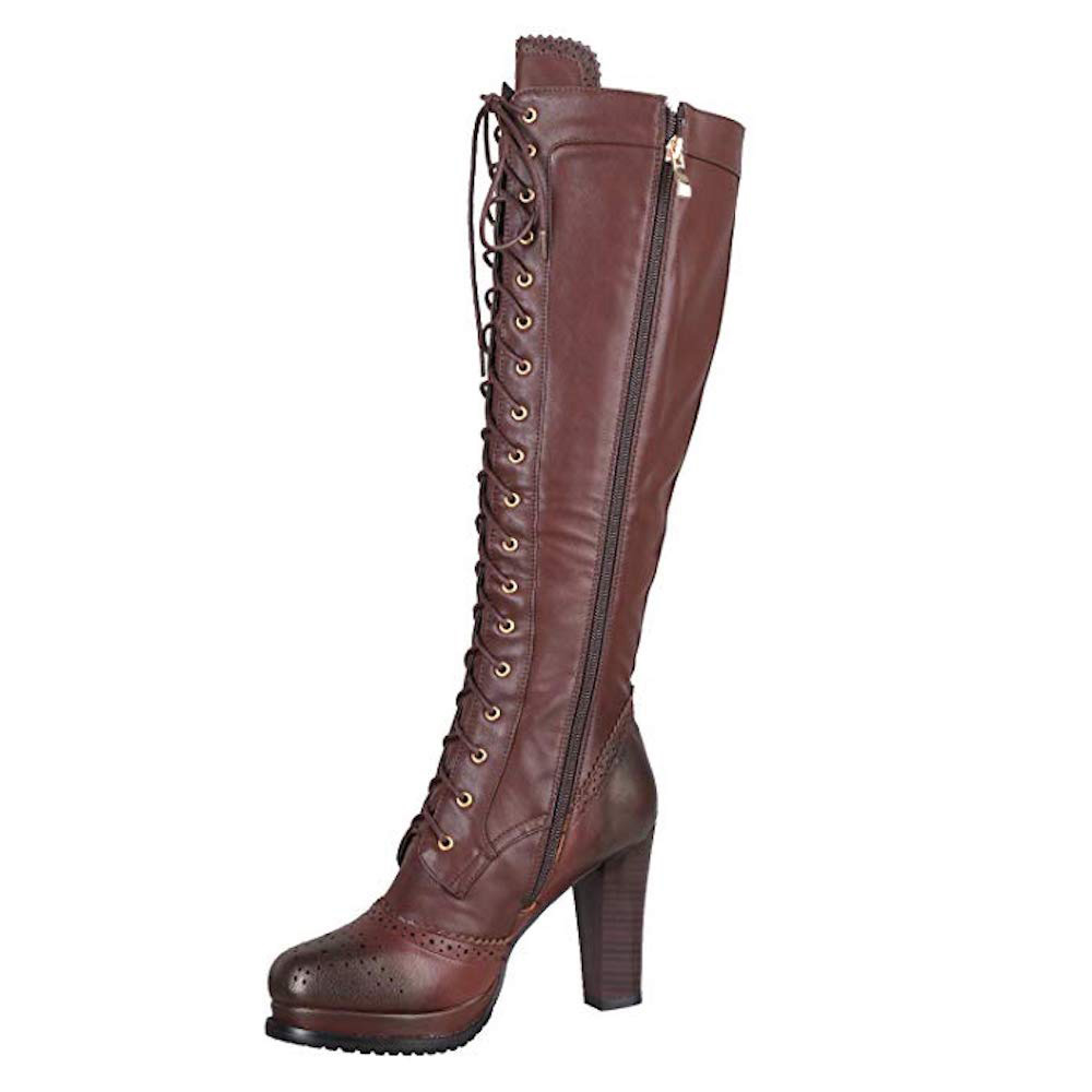 Gemma Teller Costume - Dress Like Gemma Teller - Gemma Teller Knee High Boots