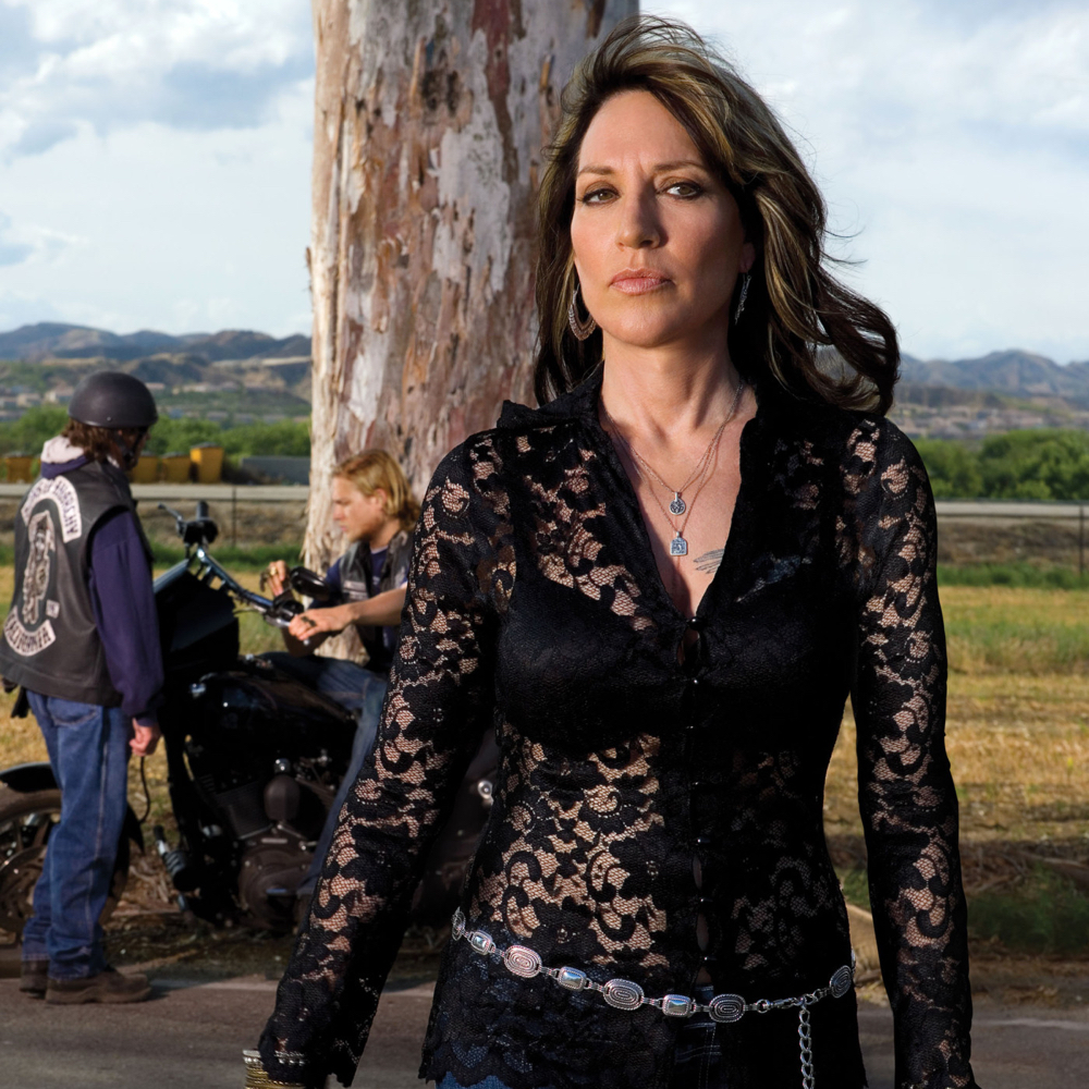 Gemma Teller Costume - Dress Like Gemma Teller - Gemma Teller Top