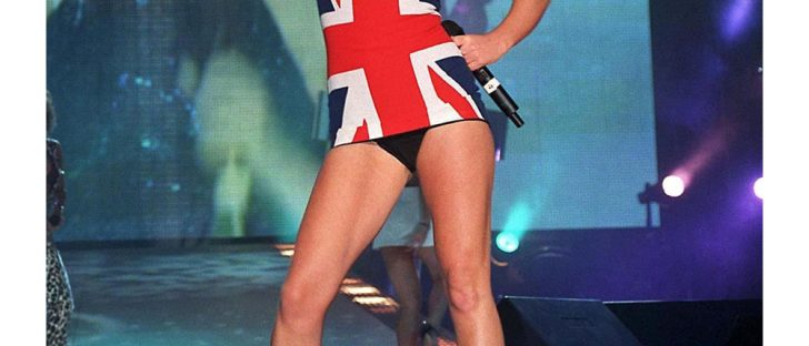 Ginger Spice Costume - Spice Girls Costume - Ginger Spice cosplay