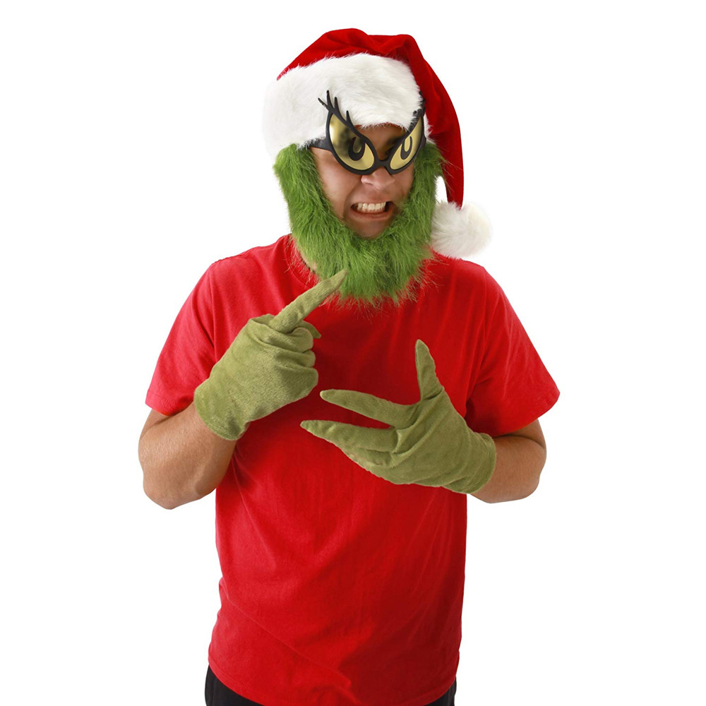 The Grinch Costume - The Grinch Gloves
