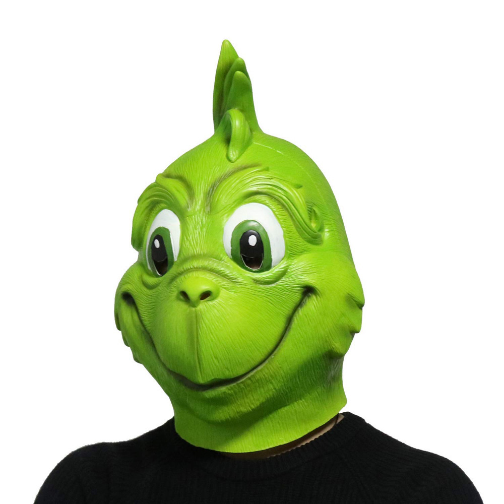 The Grinch Costume - The Grinch Mask