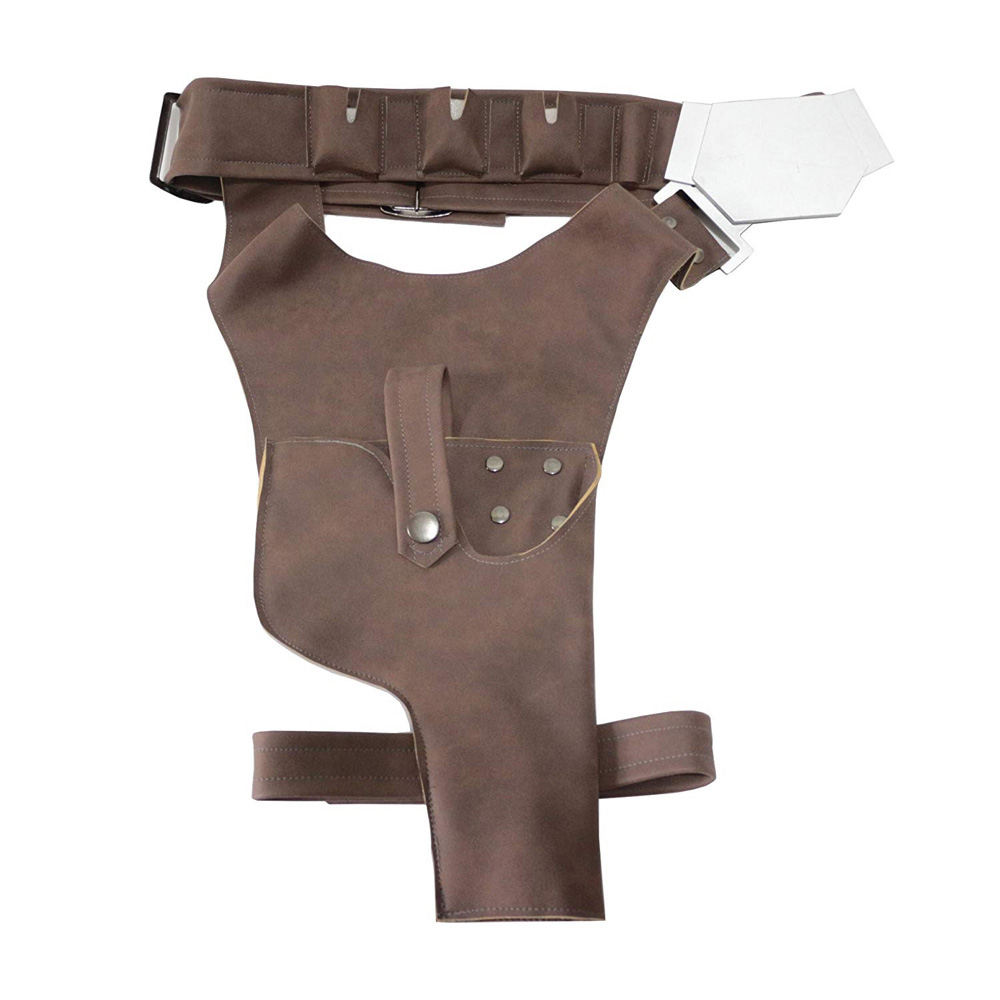 Han Solo Costume - Han Solo Holster - Solo A Star Wars Story Costume
