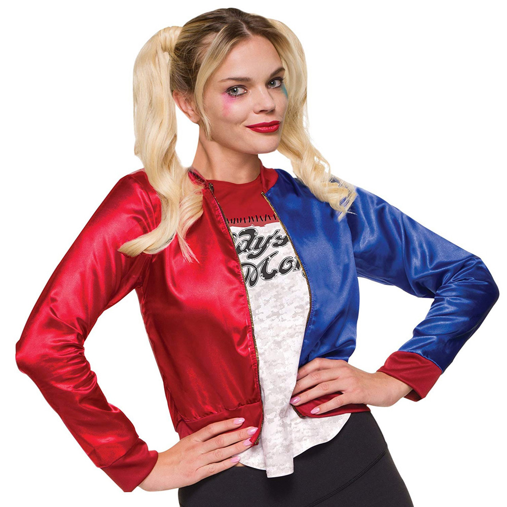 Harley Quinn Costume - Harley Quinn Jacket - Suicide Squad Costume