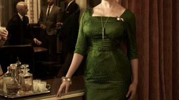 Joan Holloway Costume - Dress like Joan Holloway - Joan Harris Costume - Mad Men